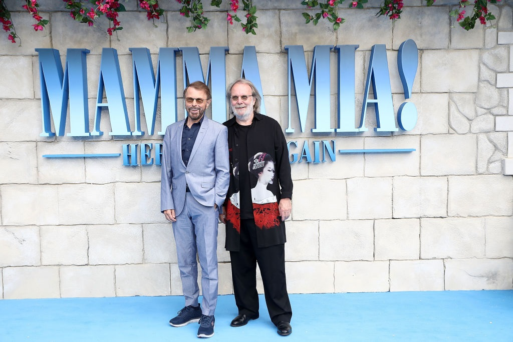 """Mamma Mia! Here We Go Again"" – UK Premiere – Red Carpet Arrivals"