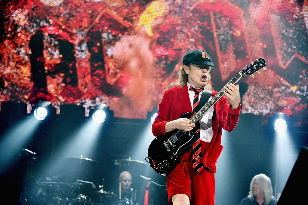 AC/DC Rock Or Bust Tour – New York, NY